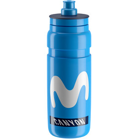 Elite Fly Bidon 750ml, movistar